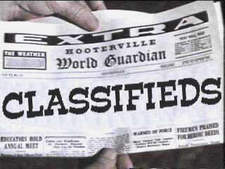 The New Free Suburban Survival Blog Classifieds Online!