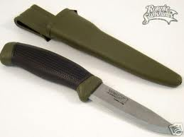 Reviews of the Mora Knife