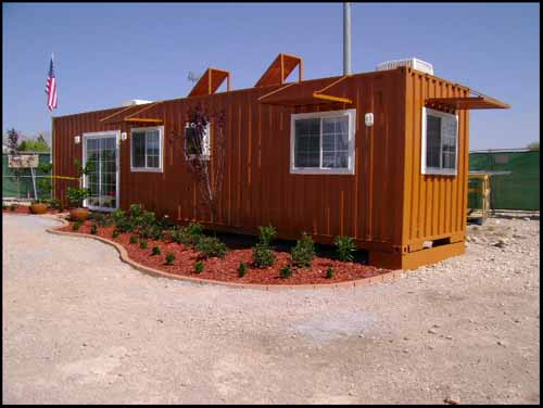 Shipping Containers As A Bug Out Shelter Suburban