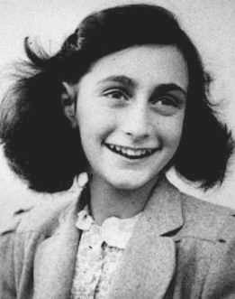 Would YOU be a shelter? (Remembering Anne Frank)