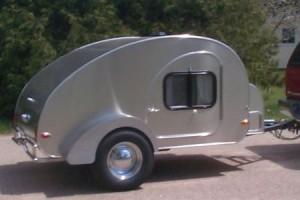 teardrop 300x200 The Bug Out Trailer or The Camping Trailer