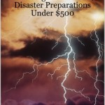 Book Review: The Frugal Survivalist, Disaster Preparedness Under $500.00, by James Dakin