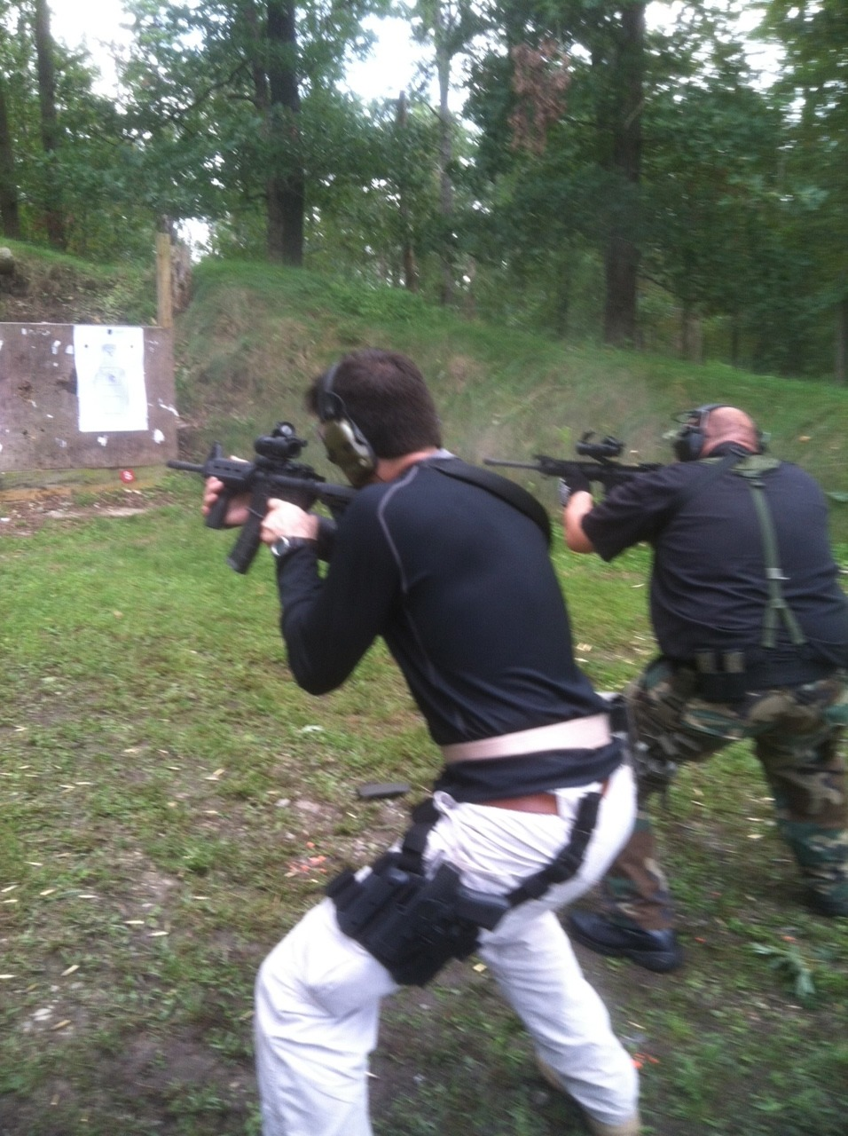 My Defensive AR Course with GAPPNJ