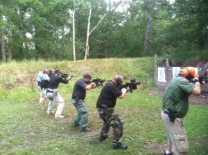 DefensiveCarbine Group 300x224 My Defensive AR Course with GAPPNJ