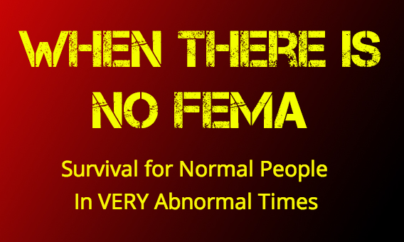 Review:  Where There Is No FEMA, Survival for Normal People in (Very) Abnormal Times, by Richard Bryant