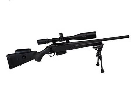 Precision Rifles for the New Gun Owner