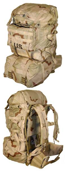 My Large Bug Out Bag Contents