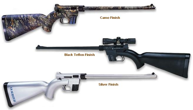 Reviews of the Henry Survival Rifle / AR-7
