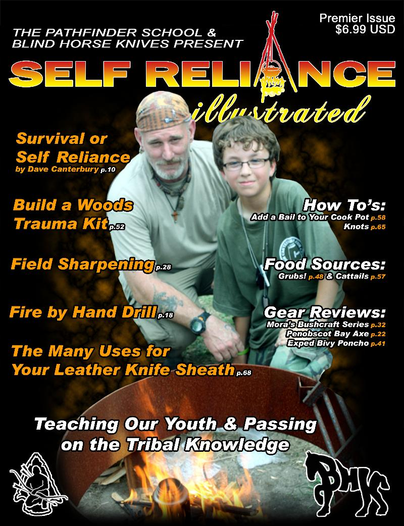Dave Canterbury's New Magazine, Self Reliance Illustrated