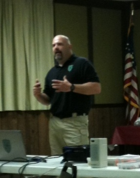 CCW Class with GAPPNJ and Cameron Green