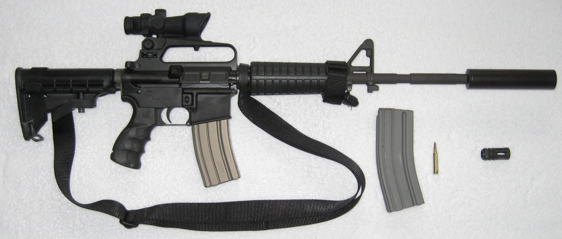 Carbines and The New Prepper, Part One, Contributed by Cameron Green of GAPPNJ.COM