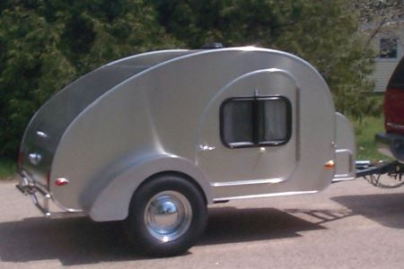 The Bug Out Trailer or The Camping Trailer - Suburban
