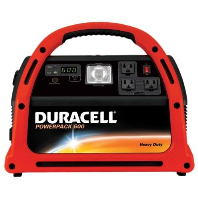 Gear Review – Duracell Powerpack 600