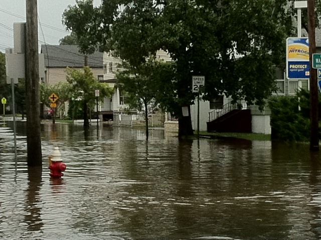 Hurricane Irene, What I Missed, What I Didn't, and What I Learned.