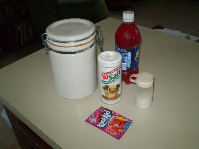 Homemade Electrolyte Replacements (Homemade Gatorade)
