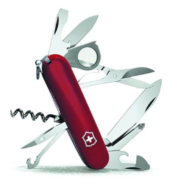 Swiss Army Knives.  The Almost Forgotten Survival Tool, by Me….