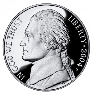 US Nickel
