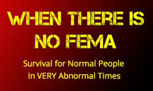 When There is No FEMA – Survival for Normal People