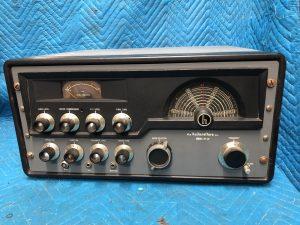 Tube Shortwave Radio | Suburban Survival Blog